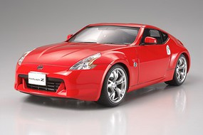 Tamiya Nissan 370 Z Fairlady Coupe Sportscar Plastic Model Car Kit 1/24 Scale #24315