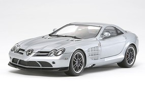 Tamiya Mercedes-Benz SLR722 Luxury Sportscar Plastic Model Car Kit 1/24 Scale #24317