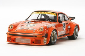 Tamiya Porsche Turbo RSR Type 934 Jagermeister Racecar Plastic Model Car Kit 1/24 Scale #24328