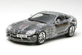 Tamiya Mercedes-Benz SLR McLaren Full View Coupe Plastic Model Car Kit 1/24 Scale #24331