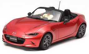 Tamiya Mazda MX-5 Plastic Model Car Kit 1/24 Scale #24342