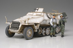 Tamiya Mtl.SPW. Sd.Kfz 251/1 Ausf.D Plastic Model Military Vehicle Kit 1/48 Scale #32564