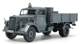 Tamiya German 3 Ton 4x2 Cargo Truck Plastic Model Military Vehicle Kit 1/48 Scale #32585