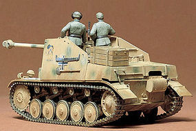 Tamiya German Sdkfz 131 Marderll SP Plastic Model Military Vehicle Kit 1/35 Scale #35060