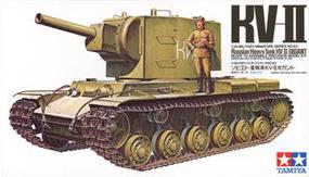 Tamiya 1/35 Russian KVII Gigant Heavy Tank (Re-Issue)