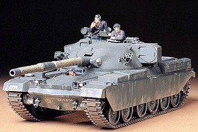 Tamiya British Chieftain Mk5 Tank Plastic Model Military Vehicle Kit 1/35 Scale #35068