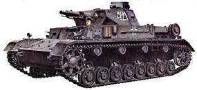 Tamiya German PZKPFW IV AUSF D Tank Plastic Model Military Vehicle Kit 1/35 Scale #35096