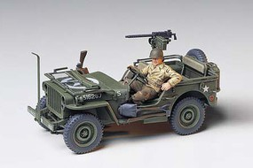 Tamiya US Willys MB Jeep Plastic Model Military Vehicle Kit 1/35 Scale #35219