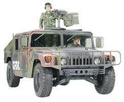 Tamiya Humvee M1025 Armament Carrier Plastic Model Military Vehicle Kit 1/35 Scale #35263