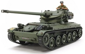 Tamiya French Light Tank AMX-13 Plastic Model Military Vehicle Kit 1/35 Scale #35349