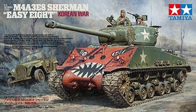Tamiya US SHERMAN EASY EIGHT TANK -35