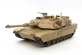 Tamiya US Abrams M1A2 Tank (New Tool) Plastic Model Military Vehicle Kit 1/16 Scale #36212