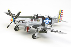Tamiya North American P-51D/K Mustang Pacific Plastic Model Military Vehicle Kit 1/32 Scale #60323