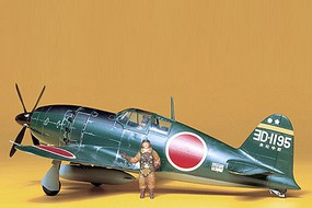 Tamiya Raiden Jack Plastic Model Airplane Kit 1/48 Scale #61018