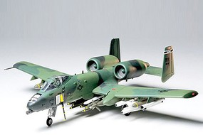 Tamiya A-10 Thunderbolt II Plastic Model Airplane Kit 1/48 Scale #61028