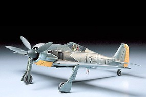 Tamiya FW190 A-3 Focke-Wulf Plastic Model Airplane Kit 1/48 Scale #61037