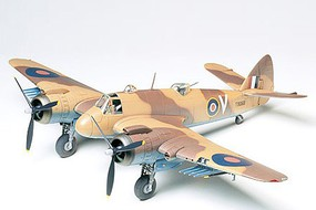 Tamiya Bristol Beaufighter VI Fighter Aircraft Plastic Model Airplane Kit 1/48 Scale #61053