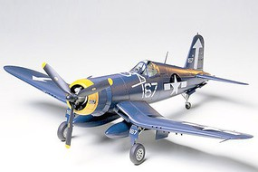 Tamiya Vought F4U-1D Corsair Fighter Aircraft Plastic Model Airplane Kit 1/48 Scale #61061