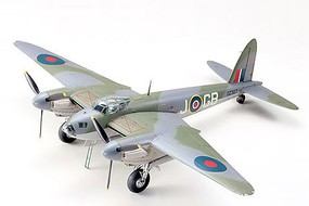 Tamiya Dehavilland Mosquito VI Combat Aircraft WWII Plastic Model Airplane Kit 1/48 Scale #61066