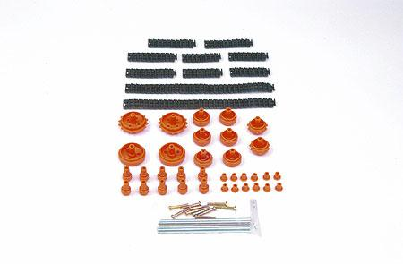 Tamiya Track & Wheel Set by Tamiya -- Science Education Engineering Kit -- #70100