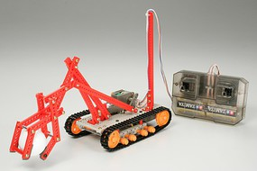 Tamiya R/C Robot Construction Crawler Track-Type
