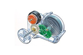 Tamiya FRICTION POWER UNIT