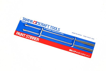 Tamiya Model Paint Stirrer (2) -- #74017