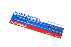 Tamiya Model Paint Stirrer (2) #74017