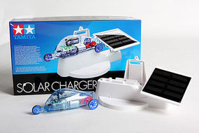 Tamiya Solar Power Generator Set