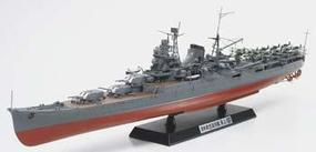 Tamiya Japanese Aircraft Carrier Cruiser Mogami Plastic Model Military Ship Kit 1/350 Scale #78021