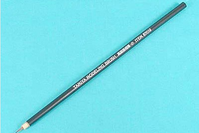 Tamiya High Grade Pointed Paint Brush -- Small -- Weasel Hair -- -- #87019