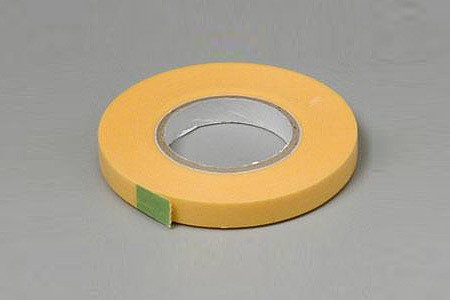 Tamiya Model Masking Tape Refill -- 6 mm -- #87033