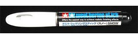 Tamiya Model Weathering Stick Snow Color #87082