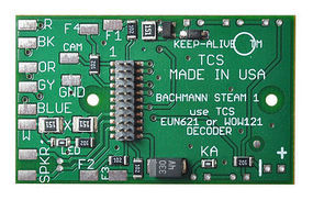 TCS Bachmann MB1 Replacement Motherboard HO Scale Model Train Electrical Accessory #1544
