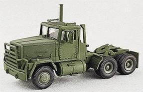 Trident M915 Conventional 3-Axle Semi Tractor HO Scale Model Roadway Vehicle #90051