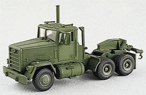 Trident M915 3-Axle Wrecker w/Towing Gear HO Scale Model Roadway Vehicle #90053