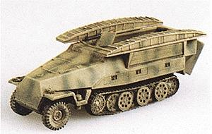 Trident Miniatures 251/7 Armored Engineer Carrier -- HO Scale Model Railroad Vehicle -- #90127