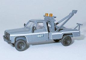 Trident Chevrolet Dept. of Transportation Tow Truck HO Scale Model Railroad Vehicle #90222