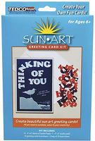 Tedco Sun Art Card Kit
