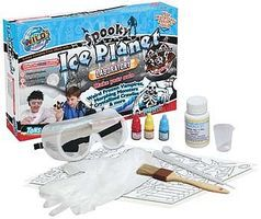 Tedco Wild Science Spooky Ice Planet