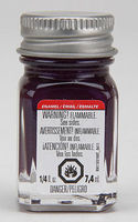 Testors Grape 1/4 oz Hobby and Model Enamel Paint #1135tt