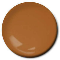 Testors Flat Brown 1/4 oz Hobby and Model Enamel Paint #1166tt