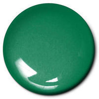 Testors Green Metal Flake 1/4 oz Hobby and Model Enamel Paint #1530tt