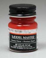 Testors Model Master Insignia Red 31136 1/2 oz Hobby and Model Enamel Paint #1705