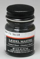 Testors Model Master Gunship Gray 36118 1/2 oz Hobby and Model Enamel Paint #1723