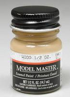Testors Model Master Wood 1/2 oz Hobby and Model Enamel Paint #1735