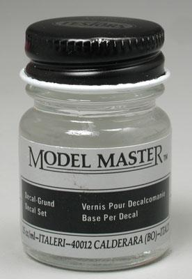 Testors Model Master Decal Set Solution 1/2 oz -- Painting Mask Tape -- #1737
