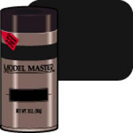 Testors Model Master Spray Flat Black 37038 3 oz -- Hobby and Model Enamel Paint -- #1949