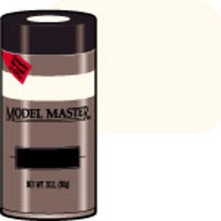 Testors Model Master Spray Clear Flat Finish 3 oz -- Hobby and Model Lacquer Paint -- #1960