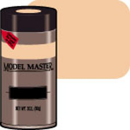 Testors Model Master Spray Modern Desert Sand 3 oz -- Hobby and Model Enamel Paint -- #1963
